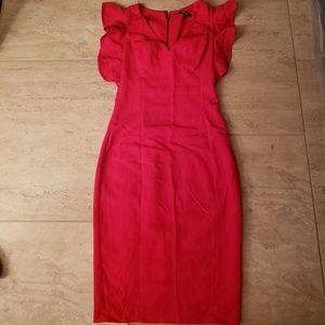 XOXO Sexy Red Dress
